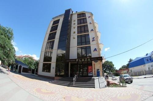 Отель Плаза - фото 21