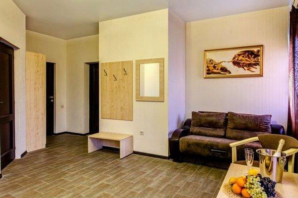 Гостиница Дольче Вита - фото 15