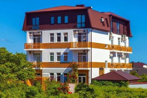 Гостиница Дольче Вита - фото 21