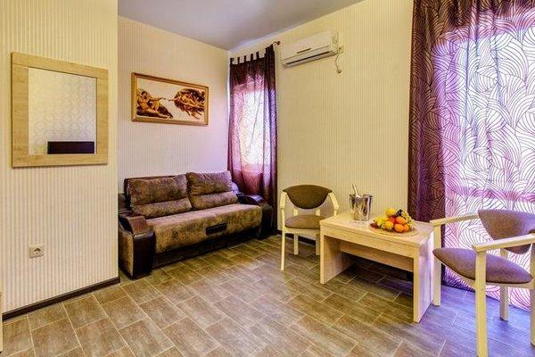 Гостиница Дольче Вита - фото 6