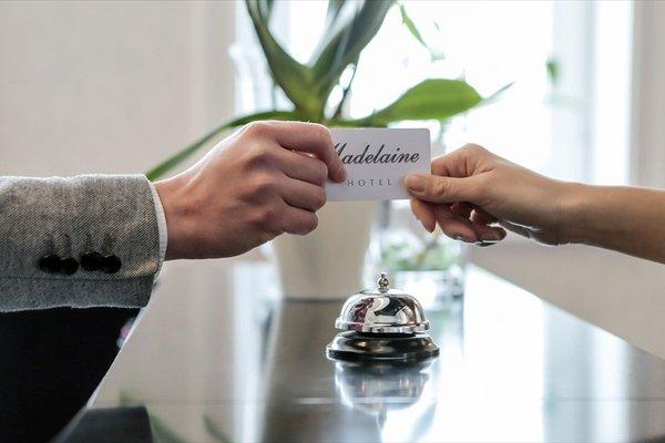 Hotel Madelaine - фото 12