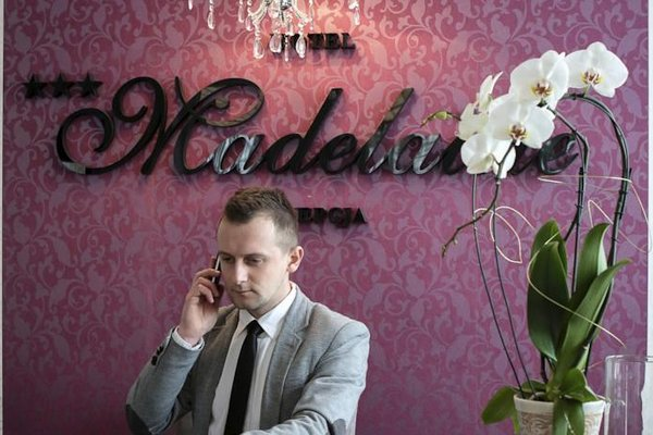Hotel Madelaine - фото 15