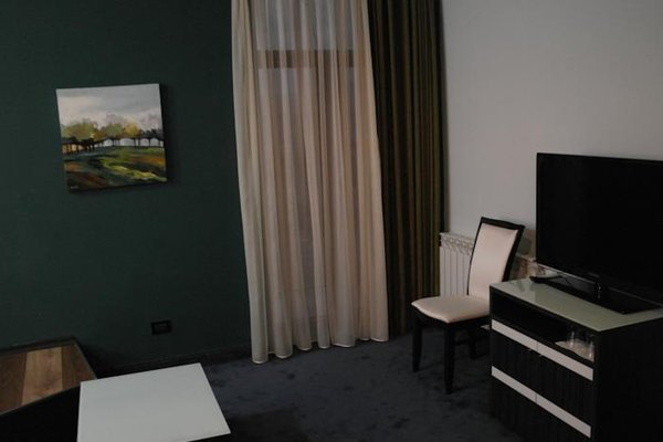 Отель Ахтамар - фото 1