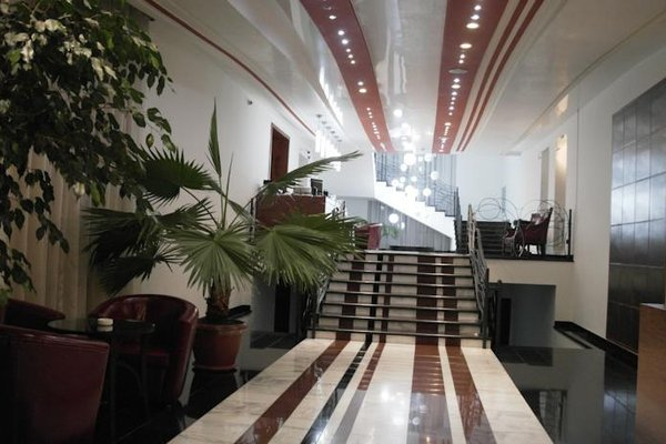 Отель Ахтамар - фото 5