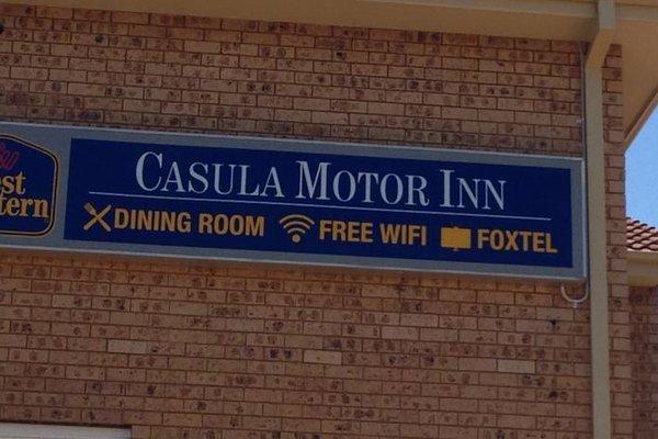 Best Western Casula Motor Inn - фото 20