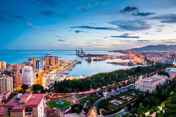 Apartamentos Calle Larios - фото 25