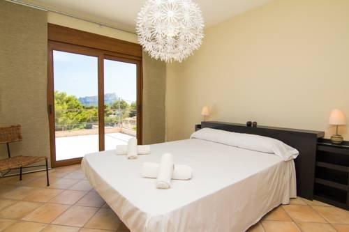 Abahana Villa Fustera - фото 20