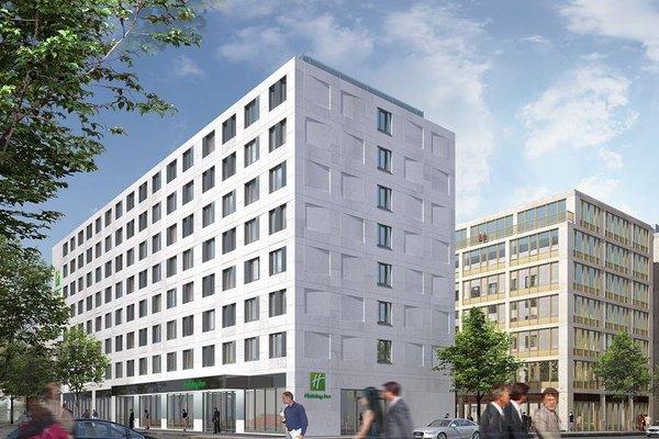 Holiday Inn Berlin City East Side - фото 22
