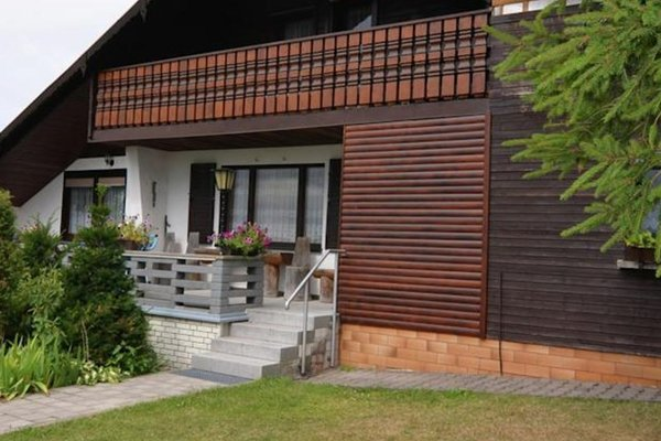 Holiday home Haus Traut 2 - фото 32