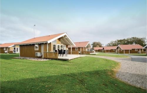 Гостиница «Skaerbaek Fritidscenter Skaerbaek XII», Скербек