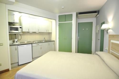 Hotel Apartamentos Aralso - фото 13