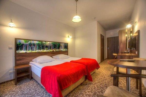 Hotel Lancut - фото 1
