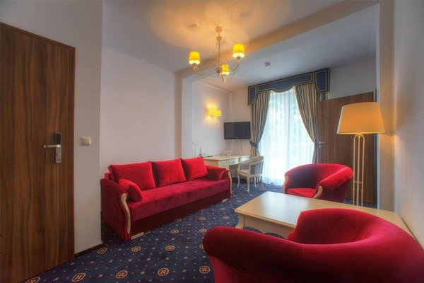 Hotel Lancut - фото 10