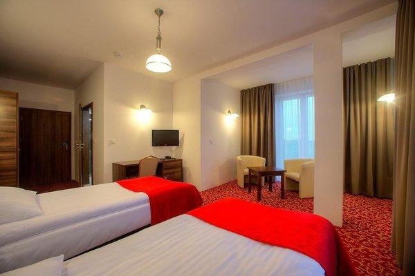 Hotel Lancut - фото 4
