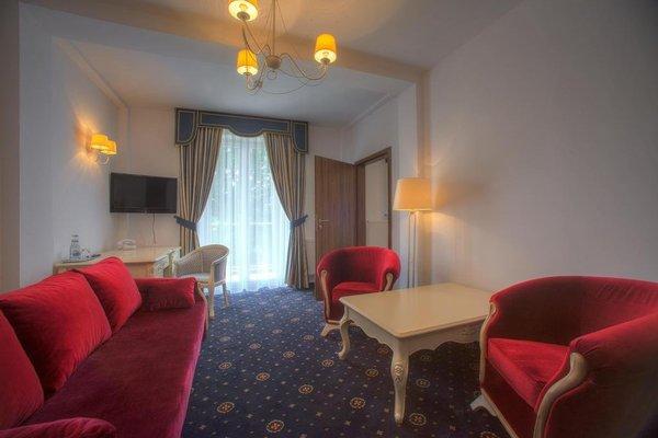 Hotel Lancut - фото 7