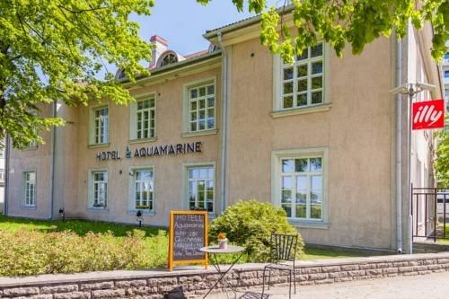 Aquamarine Hotel - фото 22