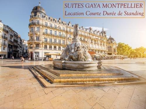 Loft Centre Historique - Sleep In Montpellier - фото 23