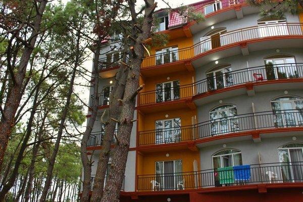 Iveria Elli Hotel - фото 23
