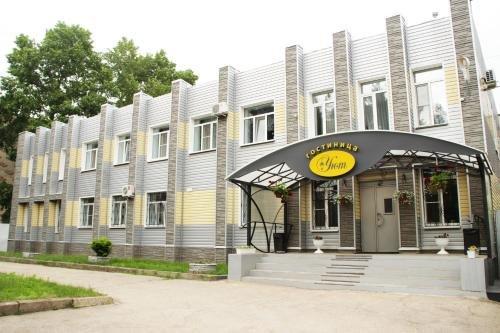 Отель Уют - фото 23