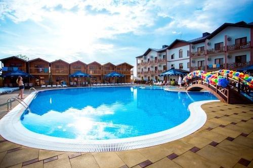Hotel Zolotoy Bereg - фото 15