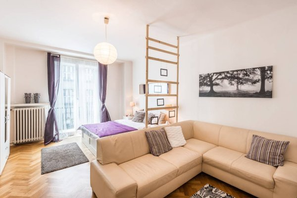 Apartments U Nemocenske pojistovny - фото 20