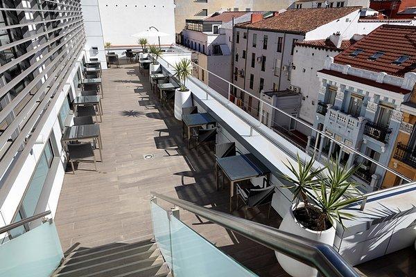 Eurostars Plaza Mayor - фото 21