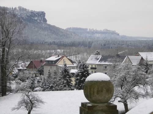 Ferienwohnung Zum Lilienstein - фото 14