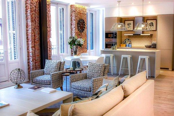 Luxury Apartment Heart Madrid - фото 2
