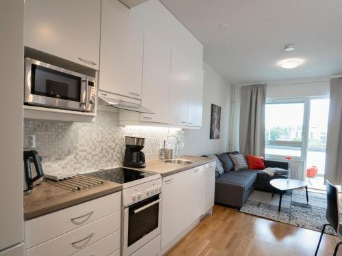 Kotimaailma Apartments Kuopio - фото 7