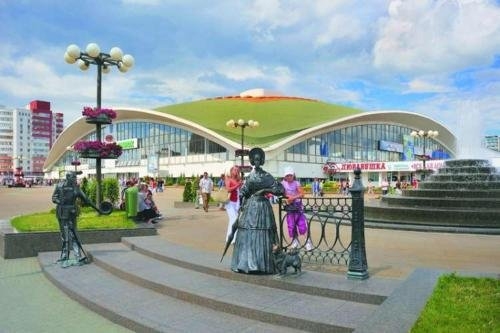 Apartament OLGA Nezavisimosti 52 - фото 9
