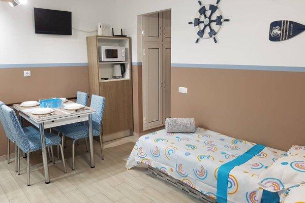 Apartamento Claudia en Complejo Kiwi - фото 6