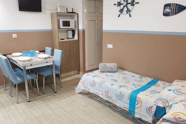 Apartamento Claudia en Complejo Kiwi - фото 8