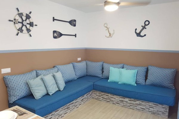 Apartamento Claudia en Complejo Kiwi - фото 9