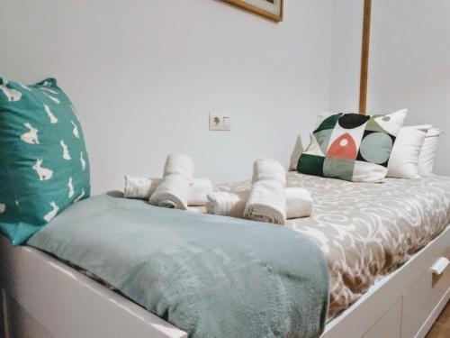 Apartamento con Piscina en Parque Litoral - фото 1