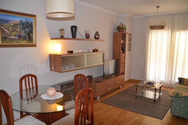 Apartamento con Piscina en Parque Litoral - фото 8