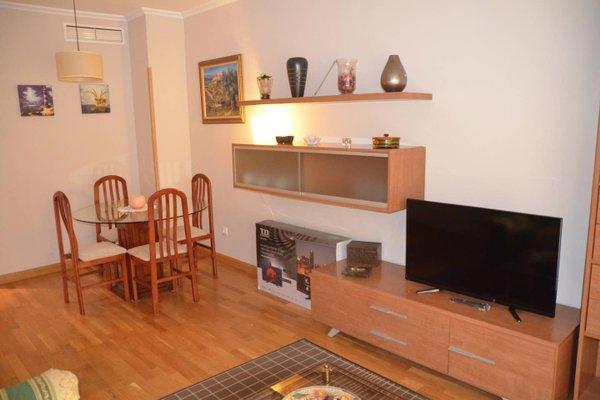 Apartamento con Piscina en Parque Litoral - фото 9