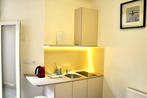 Mirror Apartments - фото 20