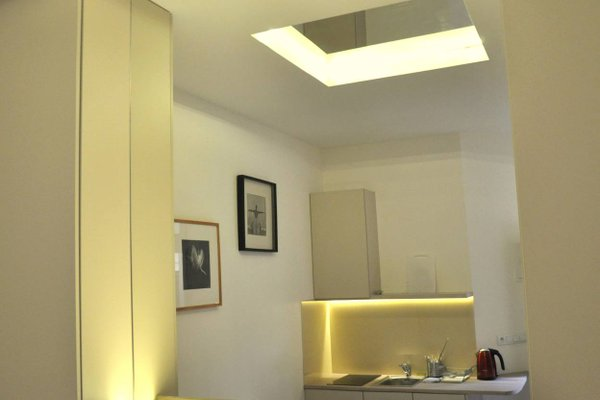 Mirror Apartments - фото 22