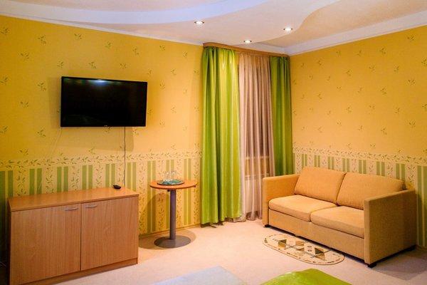 Hotel Malahit - фото 7