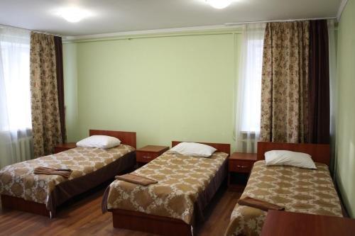 Hotel of Gymnastic health facilities of FPB - фото 1