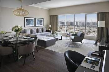 Marriott Executive Apartments Downtown, Abu Dhabi - фото 20