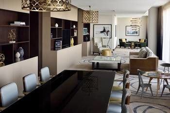 Marriott Executive Apartments Downtown, Abu Dhabi - фото 5