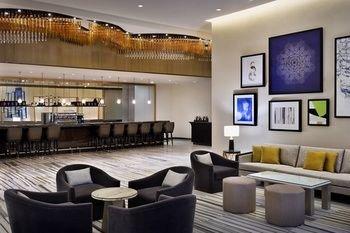 Marriott Executive Apartments Downtown, Abu Dhabi - фото 9