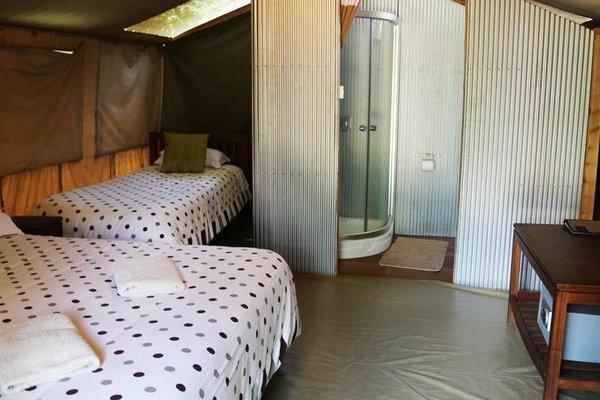 Wildebeest Eco Camp - фото 5