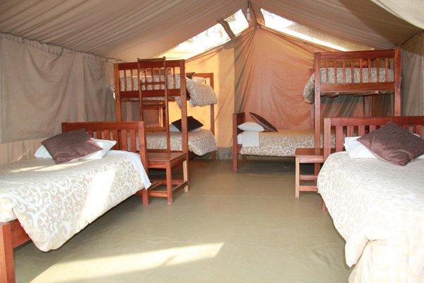 Wildebeest Eco Camp - фото 6