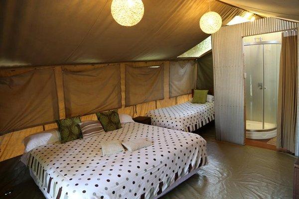 Wildebeest Eco Camp - фото 7