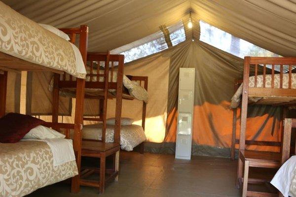 Wildebeest Eco Camp - фото 8
