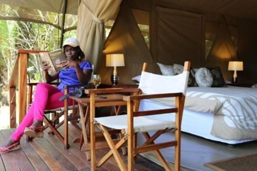 Wildebeest Eco Camp - фото 9