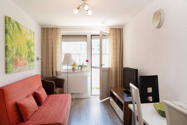 Apartment Ludwig-Feuerbach-Strasse - фото 5