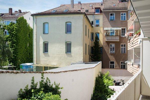 Apartment Ludwig-Feuerbach-Strasse - фото 4